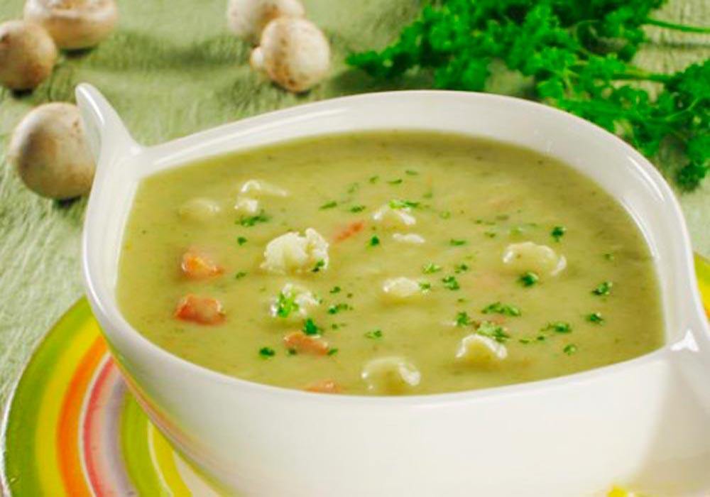 овощной суп пюре при панкреатите рецепт