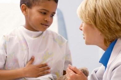 Как узнать что у ребенка гастрит